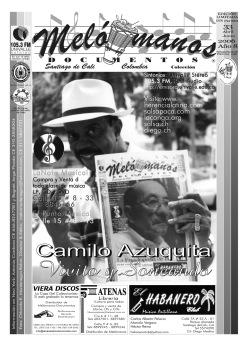 REVISTA MELOMANOS - Edition No 33