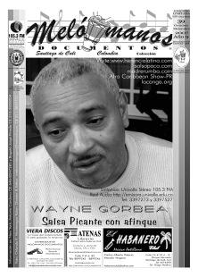 REVISTA MELOMANOS - Edition No 39 - Wayne Gorbea