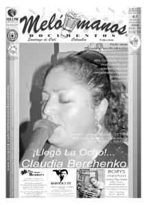 Revista Melomanos - La 8 y Media