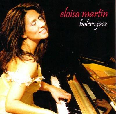 ELOÍSA MARTÍN ''BOLERO-JAZZ'' (ESPAÑA,2007)